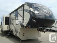 """Exclusively at Woody's RV World"" Grand Design Proudly"