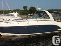 FRESHWATER 360 RINKER, later called the 370 in 2007-08