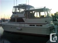 1987 Viking Motor Yacht with Twin Diesel 671 Detroit A