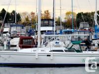 The Catalina is a magnificent family boat, offering