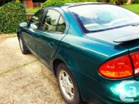 Make Oldsmobile Model Alero Year 1999 Colour Green kms