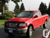 Very well maintained f150  with only 209000 kms on it ,