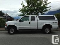 99 f350 super duty xlt in great shape, body and