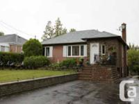 2 Bedroom Basement Apartment, Very Spacious, Bright,