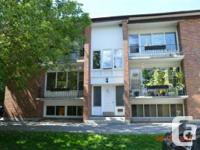 Completely renovated 1 bed room house in a six-plex.