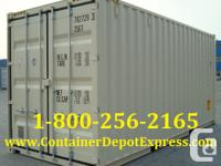 New and Pre-owned STEEL STORAGE CONTAINER FOR SALE ALL