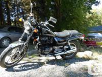REALLY WANTED:. An old Honda bike. If you have an aged