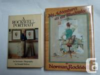 1. A Rockwell Picture A Intimate Biography by Donald