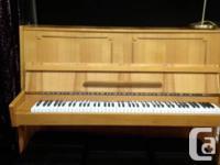ELVIS CHAIR BLK VELVET /SILVER STUDS $175.00  PIANO