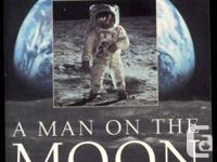 """A Man On The Moon"" by Andrew Chaikin. The definitive"