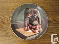 A helping hand Adeline Halvorson  Canadian artist