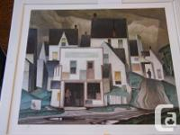 A.J. Casson was a member of the Canadian group of