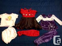 A lot of baby girl clothes In excellent condition 6