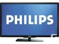 "A Philips 47"" LCD 1080p 120Hz HDTV, HDMI  Multi System"