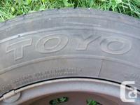 Toyo 800 Ultra - Premium Touring 205/65/R15 92T (Nissan