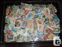 1000 WORLDWIDE STAMPS - EXCELLENT PROBLEM - NICE CHOICE