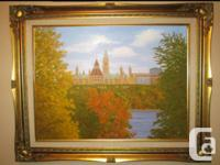 Special price 60% reduced on a original oil painting