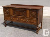 A NEWLY RESTORED beautifully crafted Antique / Vintage
