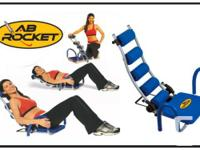 AB Rocket Abdominal Trainer Exercise Workout Machine. for sale  Alberta