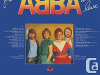 ABBA are a Swedish pop group formed in Stockholm in