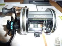 VINTAGE AMBASSADEUR BAITCASTING REEL 6500C SYNCRO, exc.