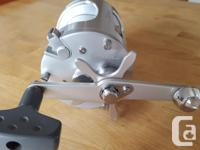 I have 2 of the Morrum 7700CL reels for sale. Both in
