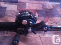Reel-Rod baitcast combo, but COULD SELL SEPARATELY.
