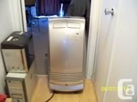 mobile ac unit 8000btu 3 in 1 air cond/fan/dehumidifier