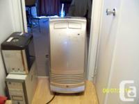 mobile ac unit 8000btu 3 in 1 air cond/fan/dehumidifier