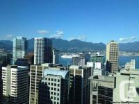 Temporary furnished downtown Vancouver condominium