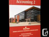 ACCOUNTING 2 Sheridan Institute of Technology &