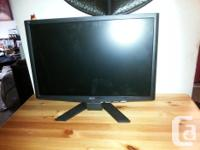 THIS 20 INCH ACER COMPUTER MONITOR IN A TOP BRAND