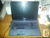 Acer Aspire 5517, 3 job ram, 300 job HDD and an for sale  British Columbia