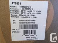 "Acer AT2001 - 20"" LCD TV Part Number: EV.M0407.008 New"