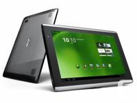The Acer Iconia Tab offers Android Honeycomb