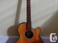 Takamine G Series EG440SC  Hello, I have a beautiful