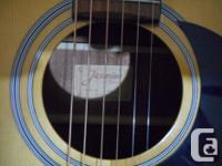 JASMINE by TAKAMINE, with case, excellent condition, no