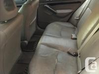 Make Acura Model EL Year 1999 Colour Brown kms 286000