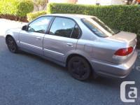 Make Acura Model EL Year 1998 Colour Grey kms 297379