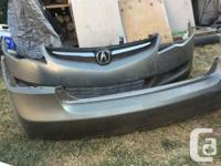 Selling a lot of parts taken from a 2009 Acura CSX with