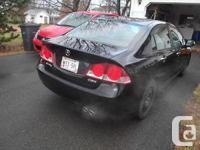 Make Acura Model CSX Year 2005 Colour black kms 165231