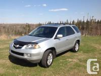 Hey there. Selling my Acura mdx (11500.00) . Has