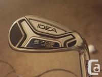 I'm selling my hybrid set of Adams irons. the 4,5 and 6