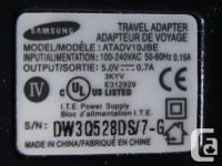 Adaptor/charger for Koodo cell phone - Price reduced !