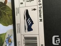 Brand new never used Addidas running shoes model