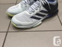 Adidas men�s tennis shoe. In good condition and brand
