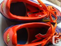 F10 TRAXION - Adidas Outdoor Soccer shoes with hard