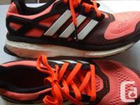 Energy Boost - Adidas Shoes Indoor / outdoor in Orange