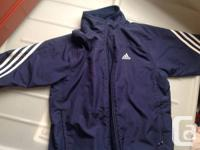 Youth size 8/10 like new, 10/10 condition warm up