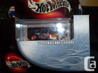 For sale I have some high end die-cast collectibles.